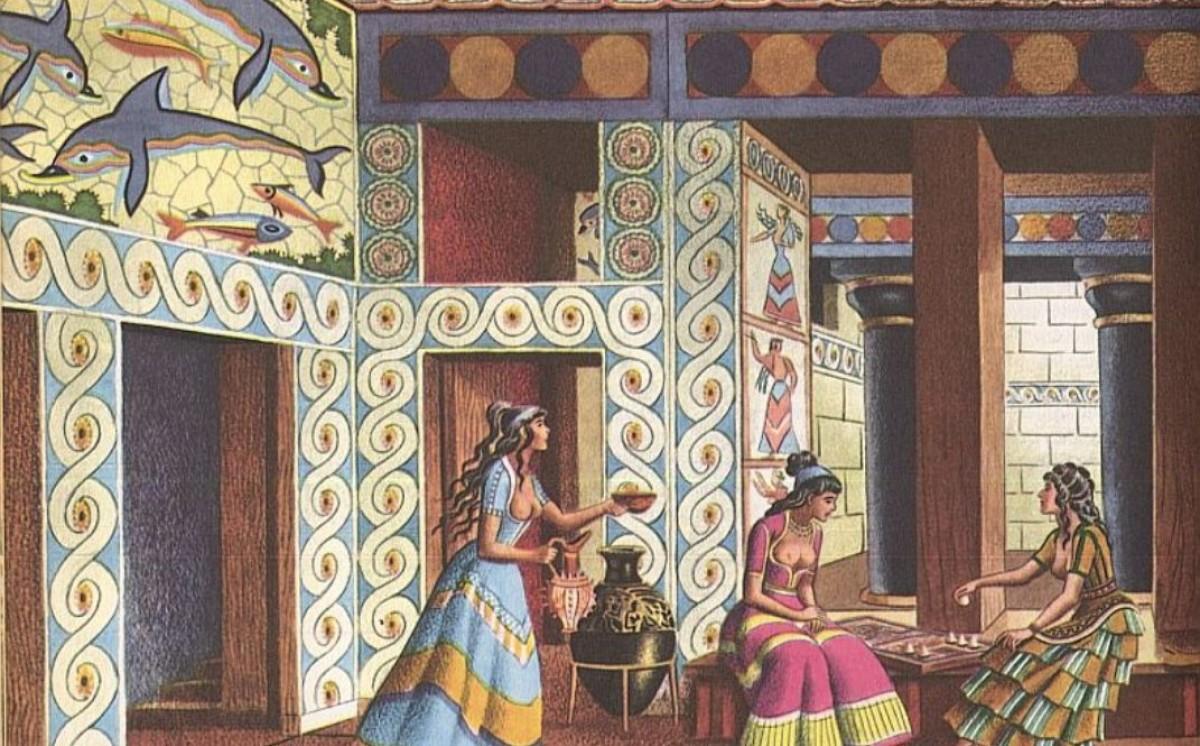Αφιέρωμα στον Μινωικό Πολιτισμό