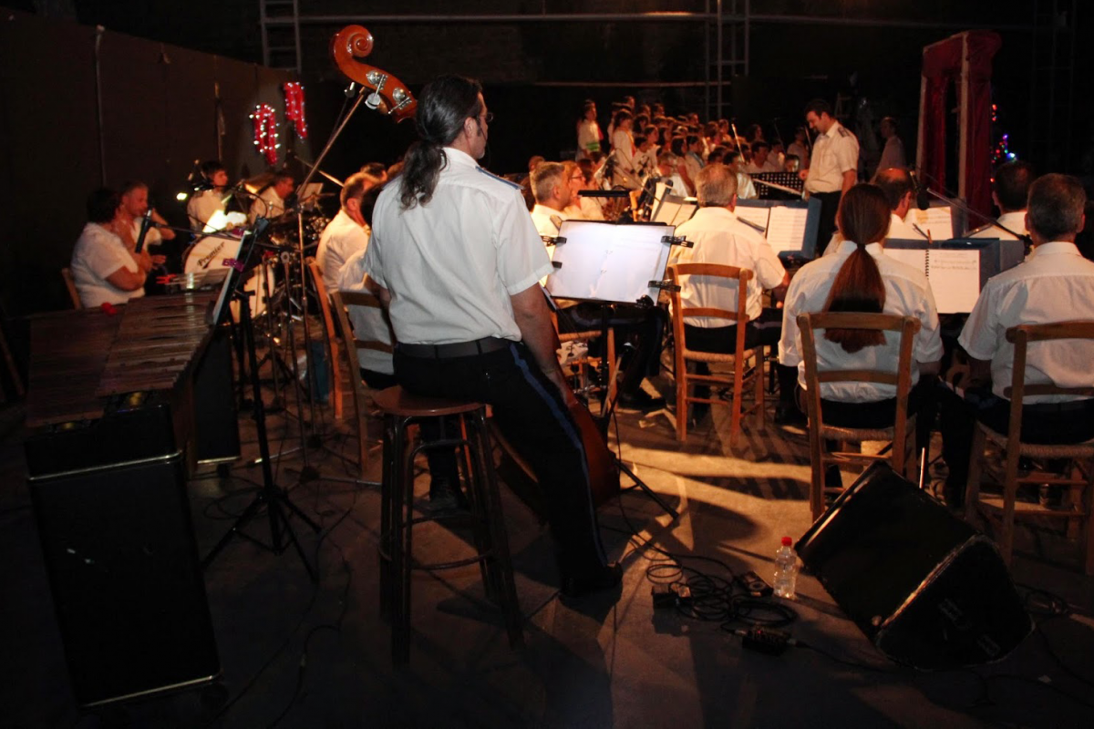 Συναυλία της Φιλαρμονικής του Δήμου Ηρακλείου «Αφιέρωμα στη Λάτιν και στη Τζαζ μουσική»