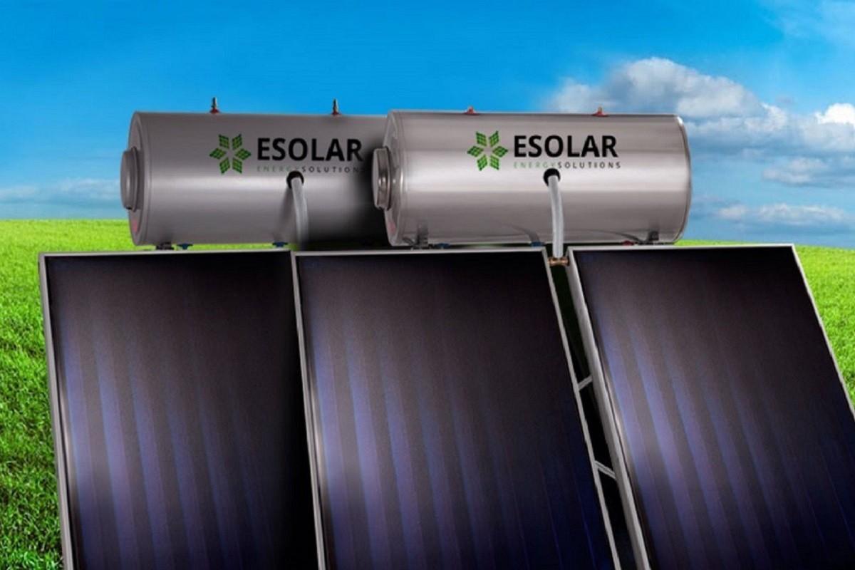 Η Esolar μας λέει τα πάντα για τον ηλιακό θερμοσίφωνα