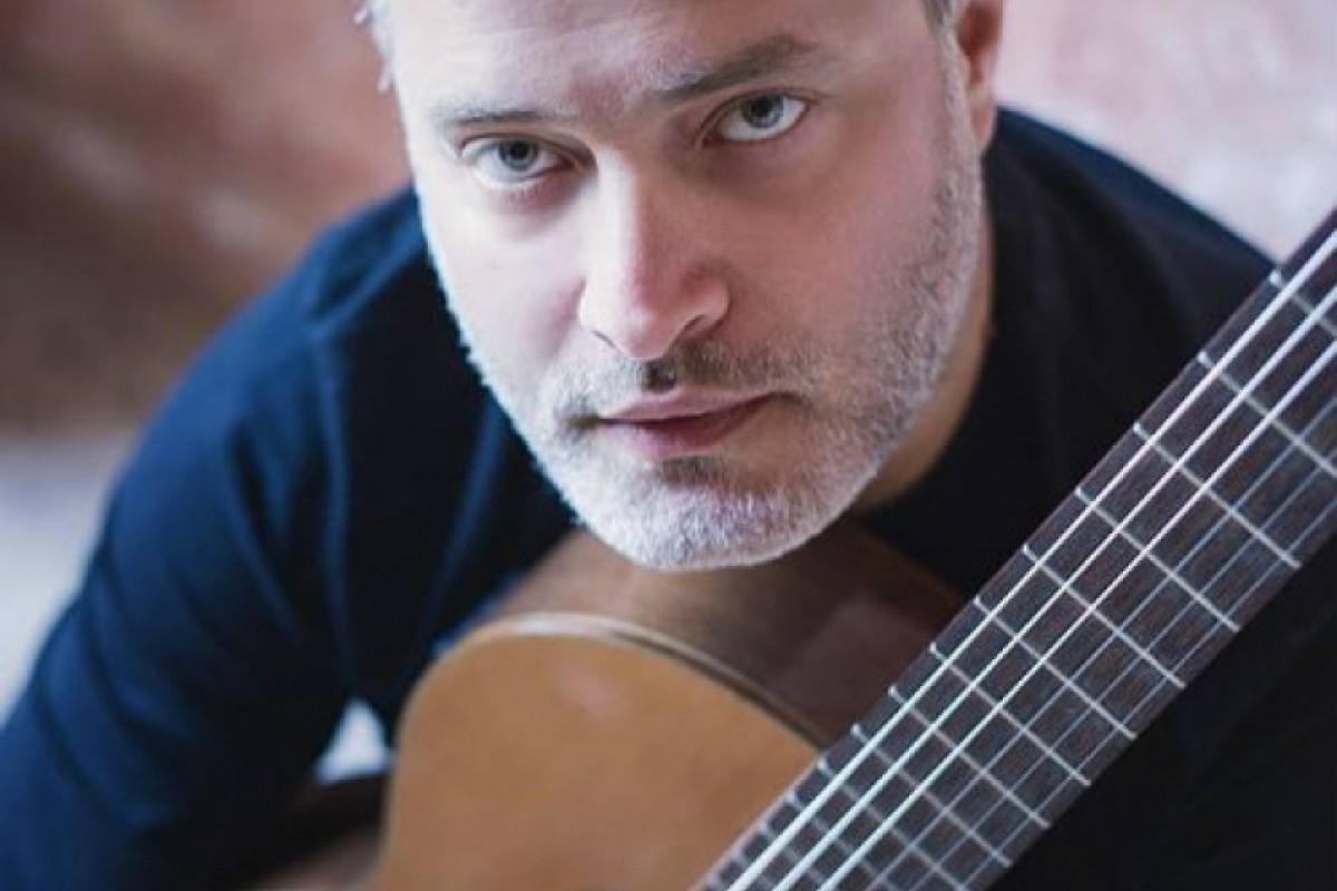 Συναυλία «Guitar Galaxy» με τον Παναγιώτη Μάργαρη