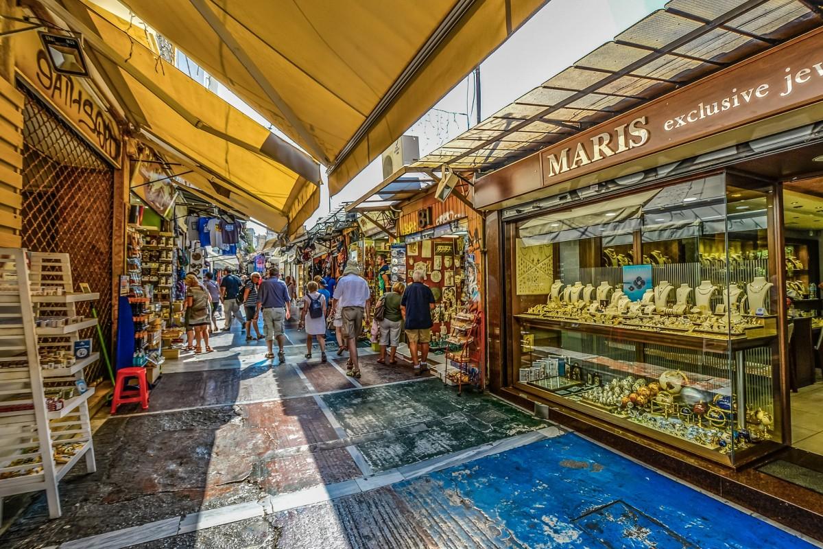 Οι καλύτεροι περίπατοι στην Αθήνα