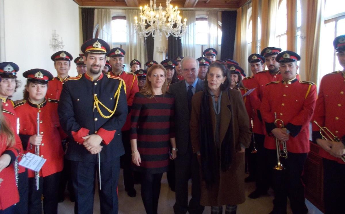 Χριστουγεννιάτικη συναυλία της Φιλαρμονικής του Δήμου Ηρακλείου