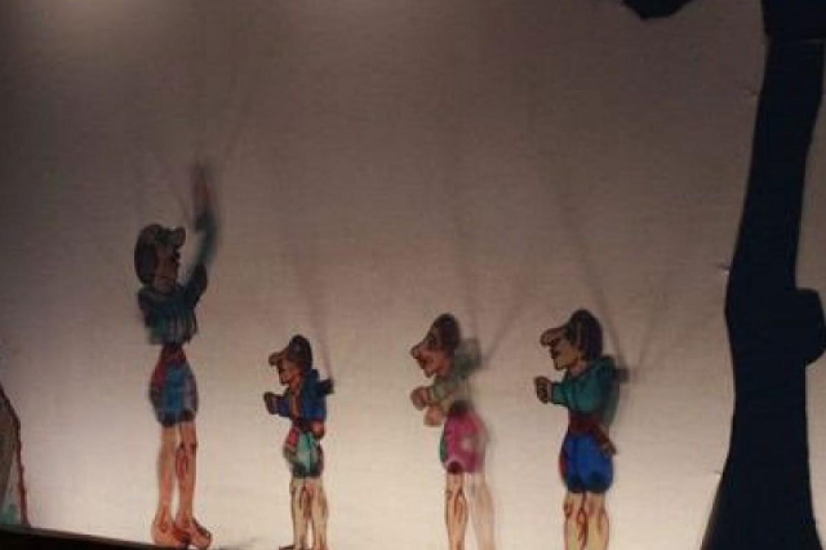 Το Θέατρο Σκιών «ΝΑΜΑSTE» παρουσιάζει «Ο Καραγκιόζης και το μαγεμένο δεντρί»