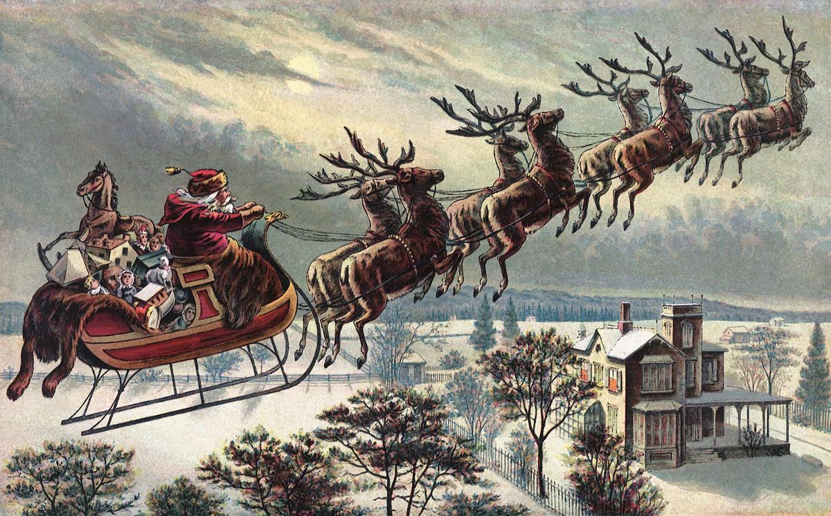 Ο κήπος των Χριστουγέννων στη Νεάπολη
