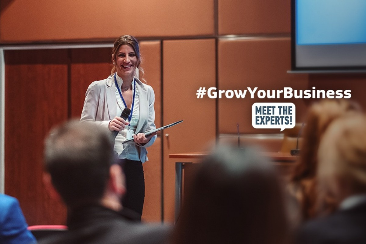 GrowYourBusiness – Meet The Experts, Ηράκλειο Κρήτης